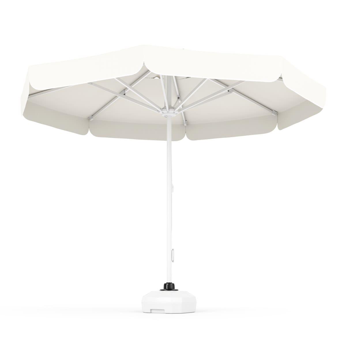 Bahex Parasol Mega İpli Sistem Şemsiye 300/8 + 70 Lt. Bidon